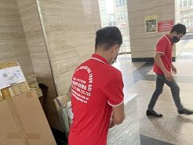 Cho thuê bốc xếp hàng hóa Hà Nội giá rẻ, phục vụ 24/7 0966.731.313