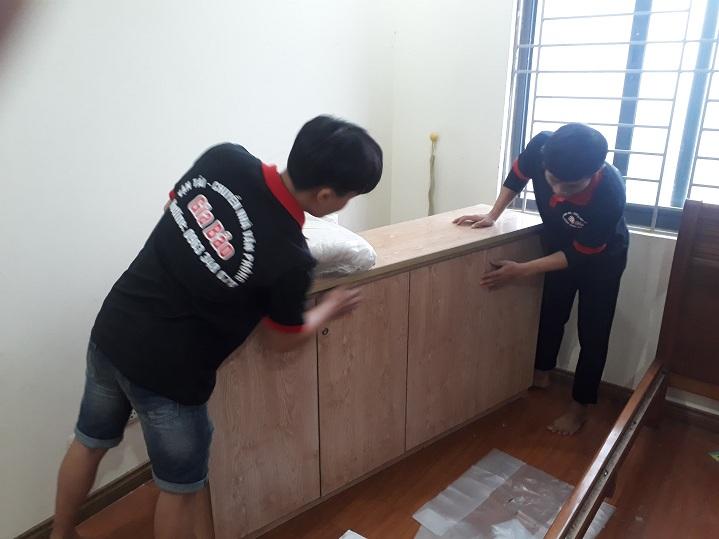 Dịch vụ chuyển nhà trọ, chuyển nhà trọn gói sinh viên tại Hà Nội