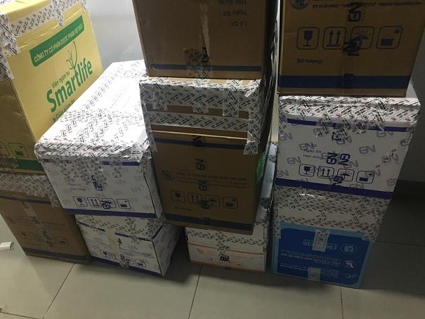 đóng gói đồ chuyển nhà trọn gói