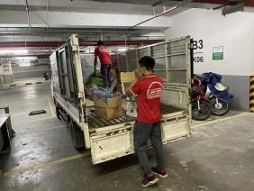 Tầm quan trọng của xe tải trong dịch vụ chuyển nhà