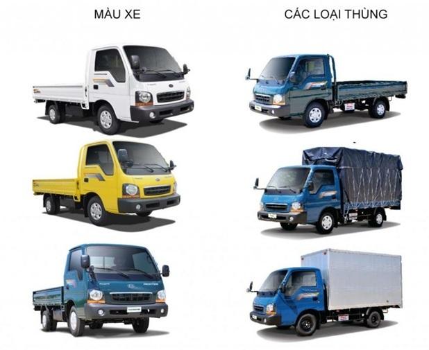 xe taxi tải giá rẻ