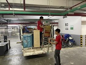 Báo giá cho thuê xe taxi tải 1 tấn tại Hà Nội