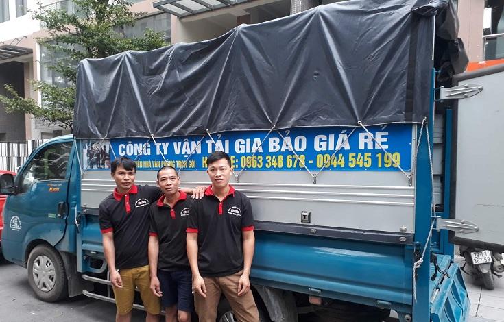 Thuê xe taxi tải Hà Nội