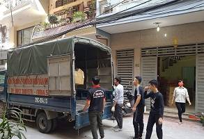 Nhận và báo giá dịch vụ chuyển nhà trọn gói tại Hà Đông