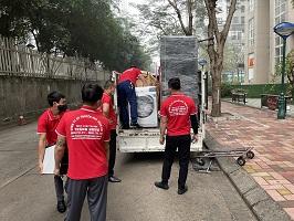 Taxi tải Thành Hưng chuyển nhà đường dài, chuyển nhà đi tỉnh uy tín giá rẻ