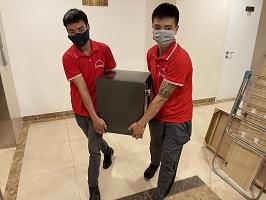 Dịch vụ chuyển nhà trọn gói Hà Đông giá rẻ