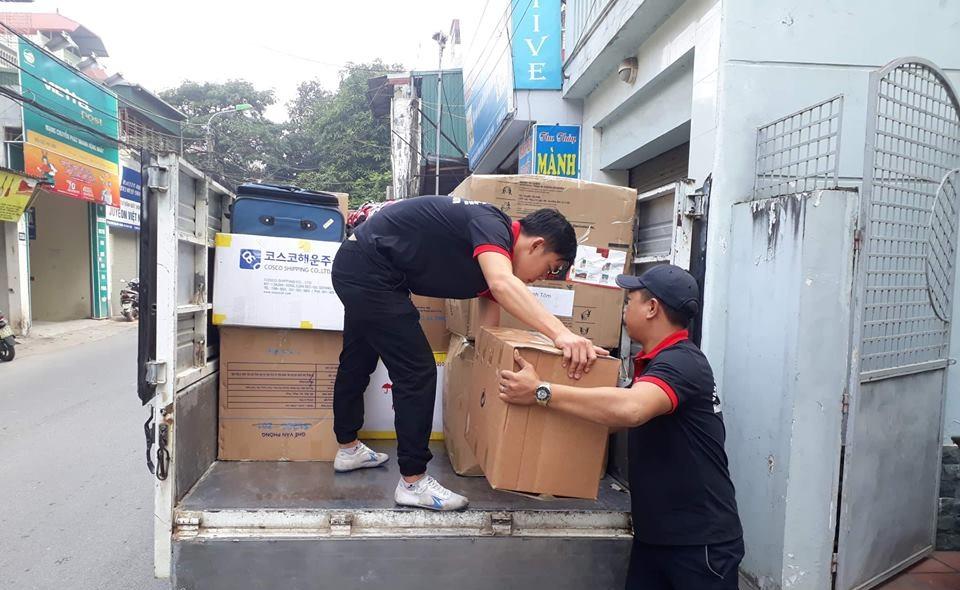 Dịch vụ chuyển nhà trọn gói Hà Đông giá rẻ gọi 0963.348.678