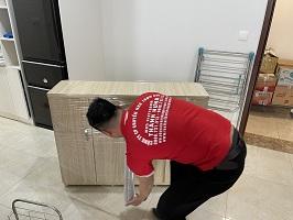 Hình ảnh làm lệnh chuyển nhà của Thành Hưng T8/2019