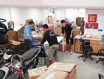 Review dịch vụ chuyển nhà trọn gói của Gia Bảo
